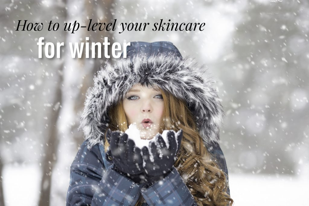 Improve skincare for winter image