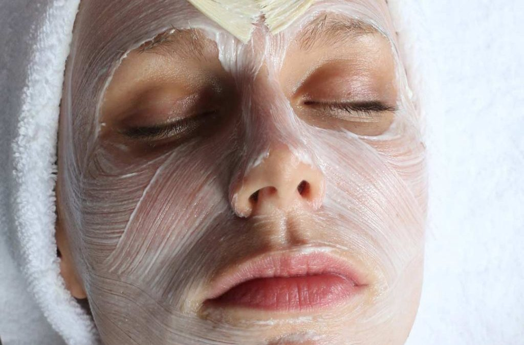 Have your spa facial at home